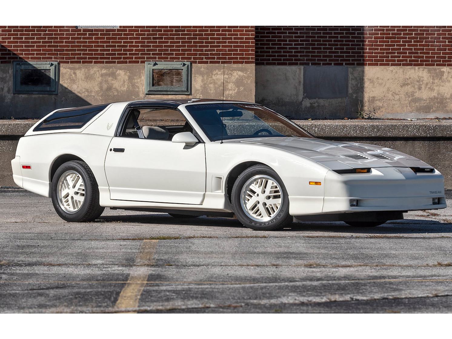 This sweet Kammback prototype is one of the rarest Pontiac Trans Ams ever thumbnail