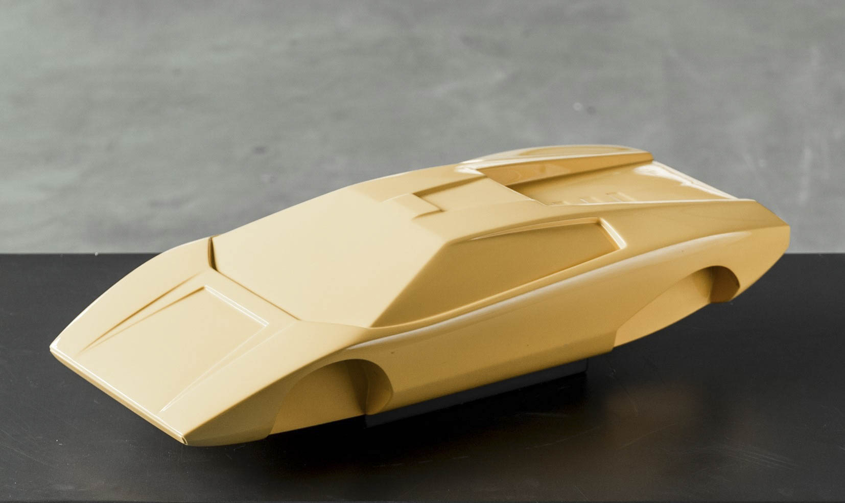 Lamborghini Countach design model