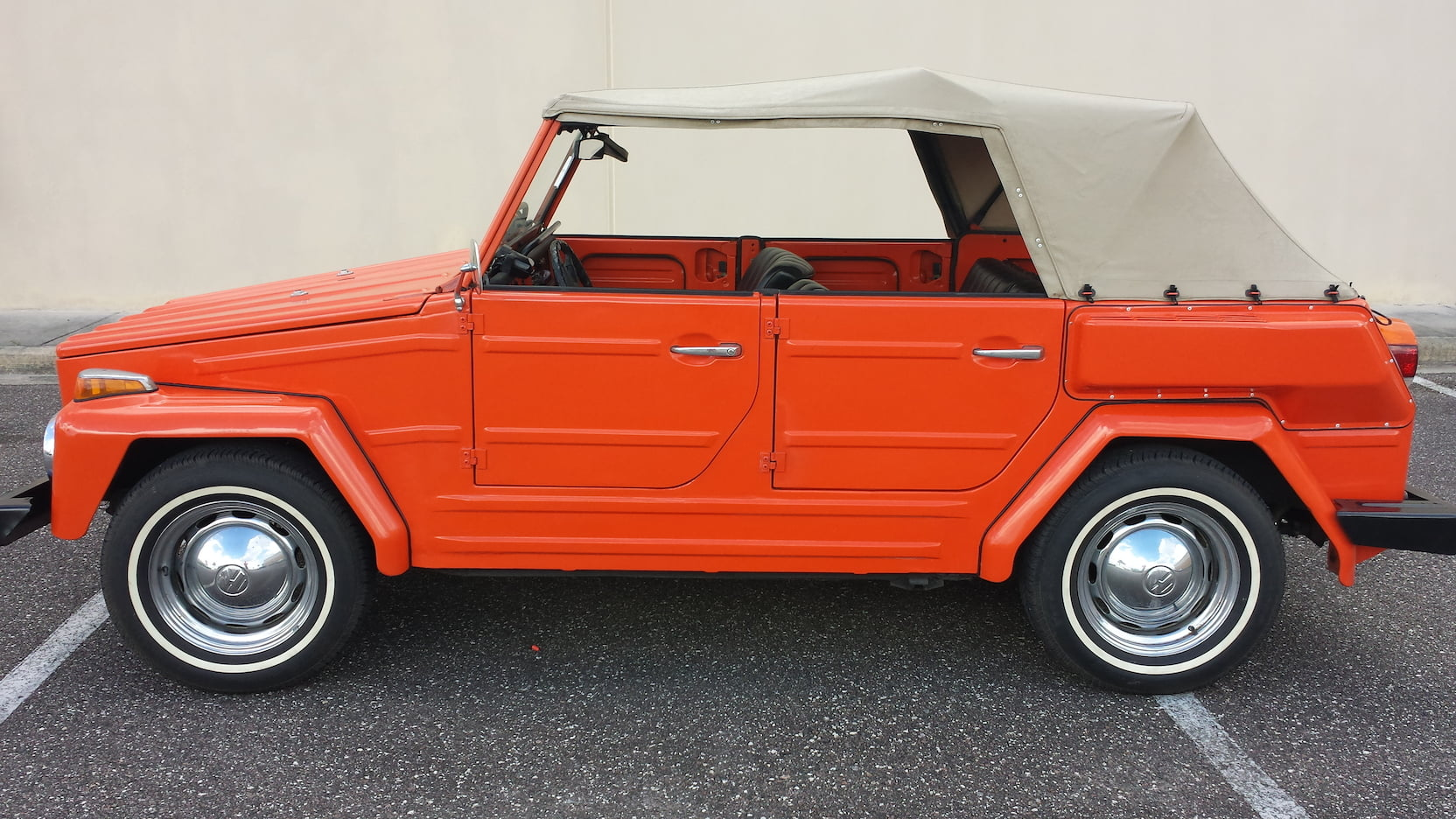 1974 Volkswagen Thing side