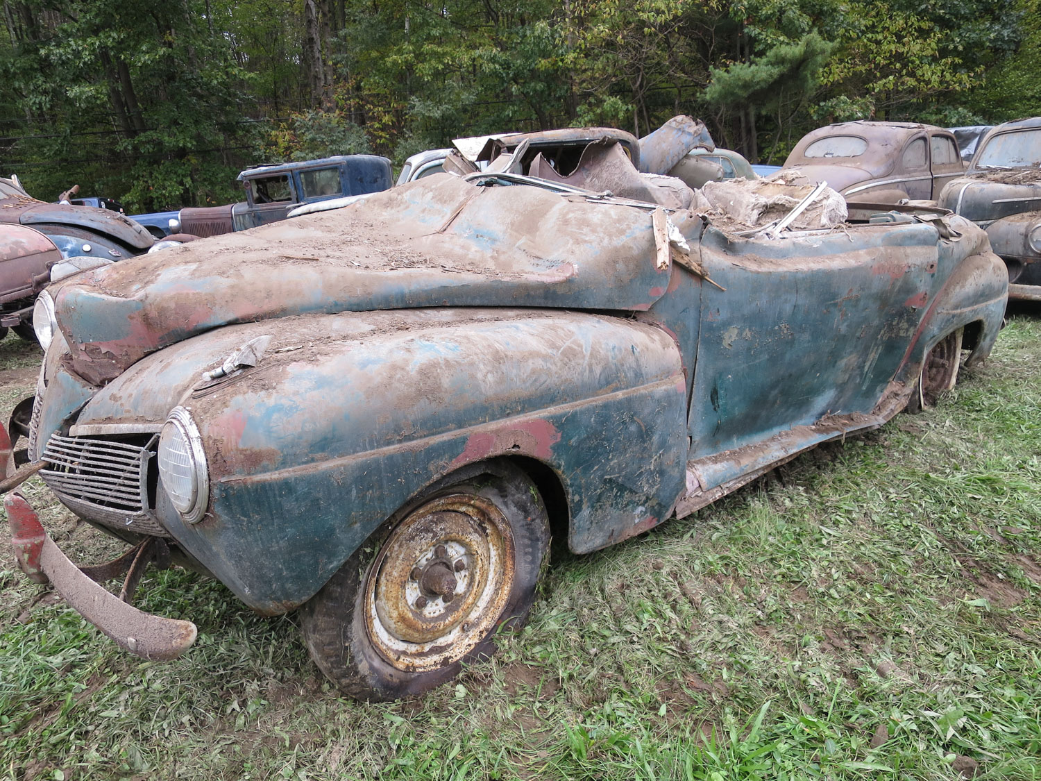 41 mercury rear barn collapse