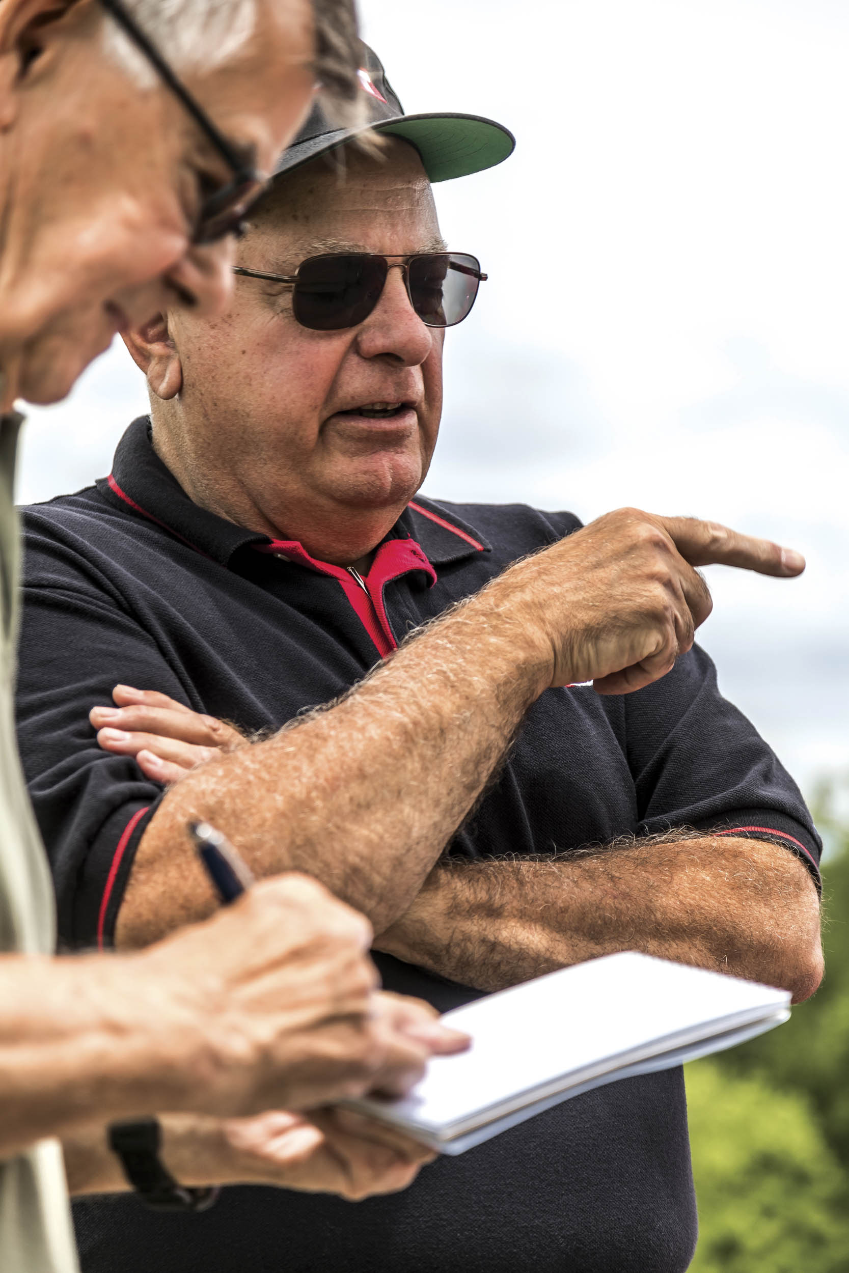 Semiretired Ford engineer John Coletti is the man to thank for keeping the Mustang on the road.
