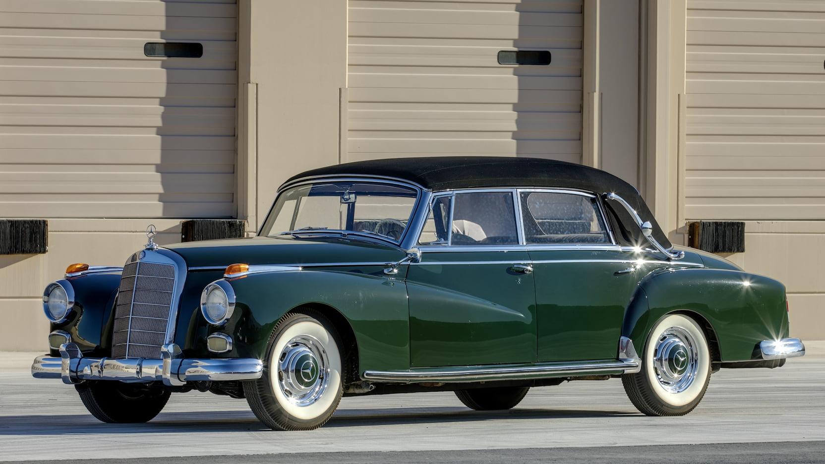 1959 Mercedes-Benz 300D Cabriolet