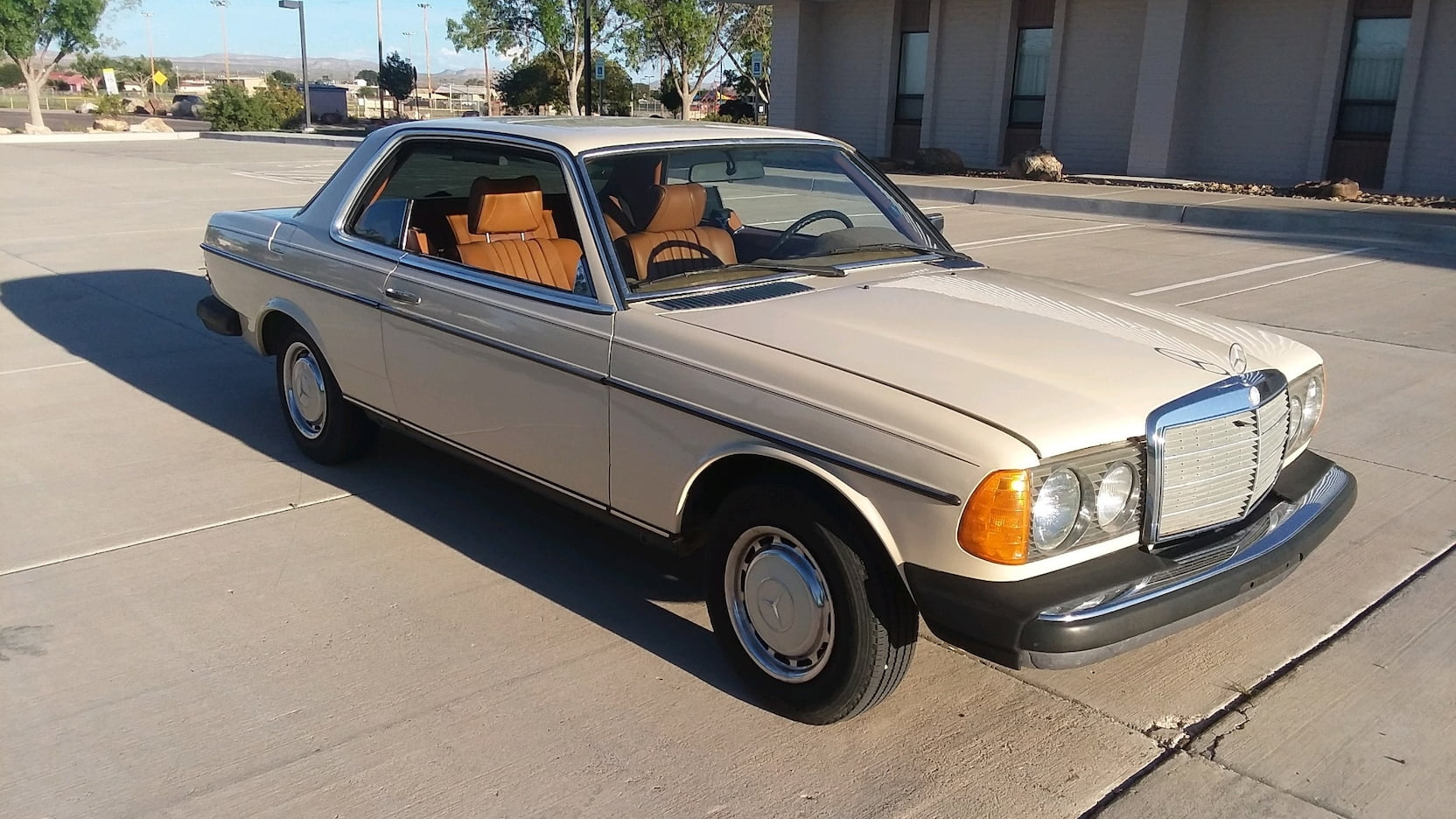1979 Mercedes-Benz 280CE Coupe