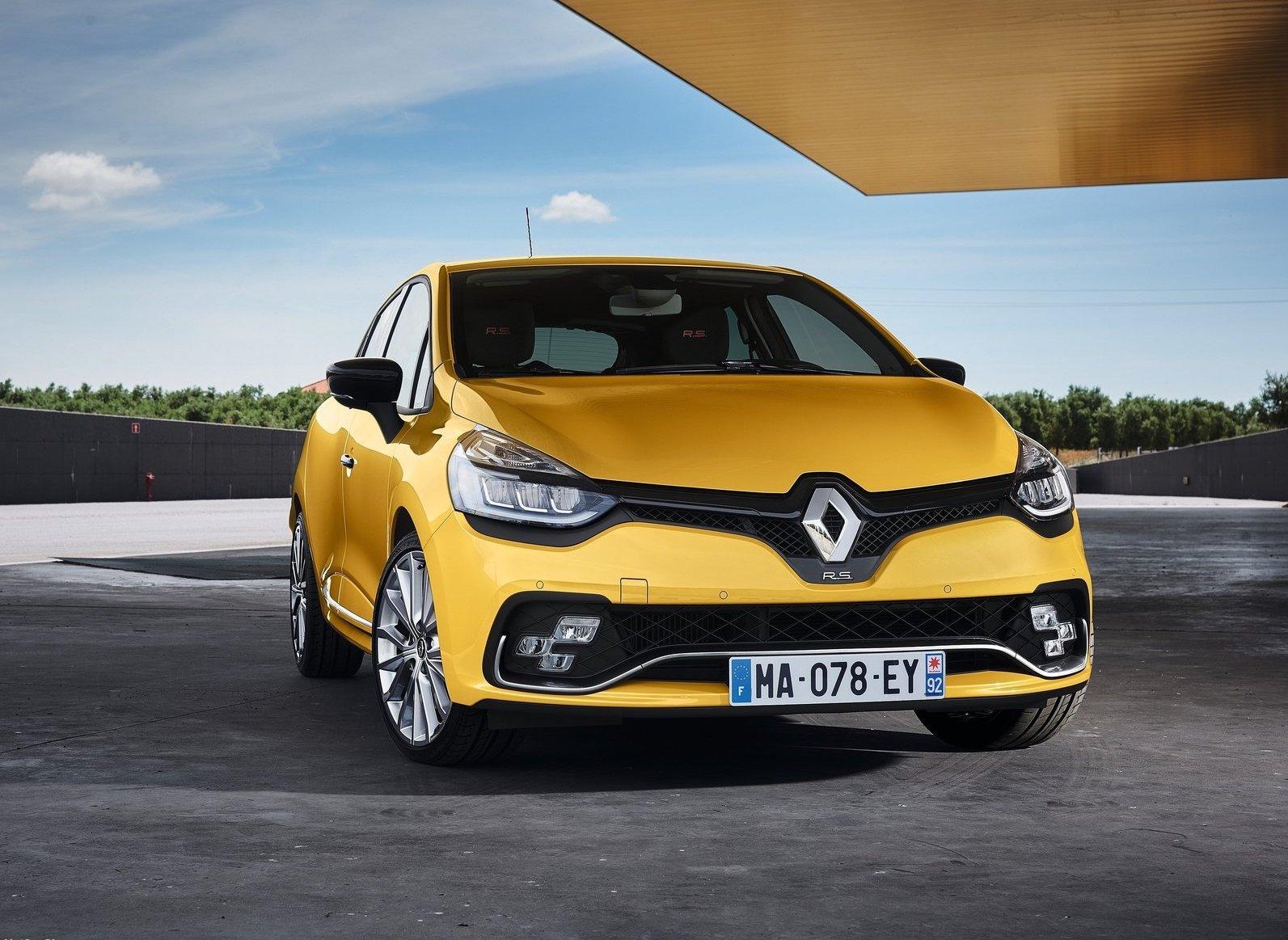 2017 Renault Clio RS