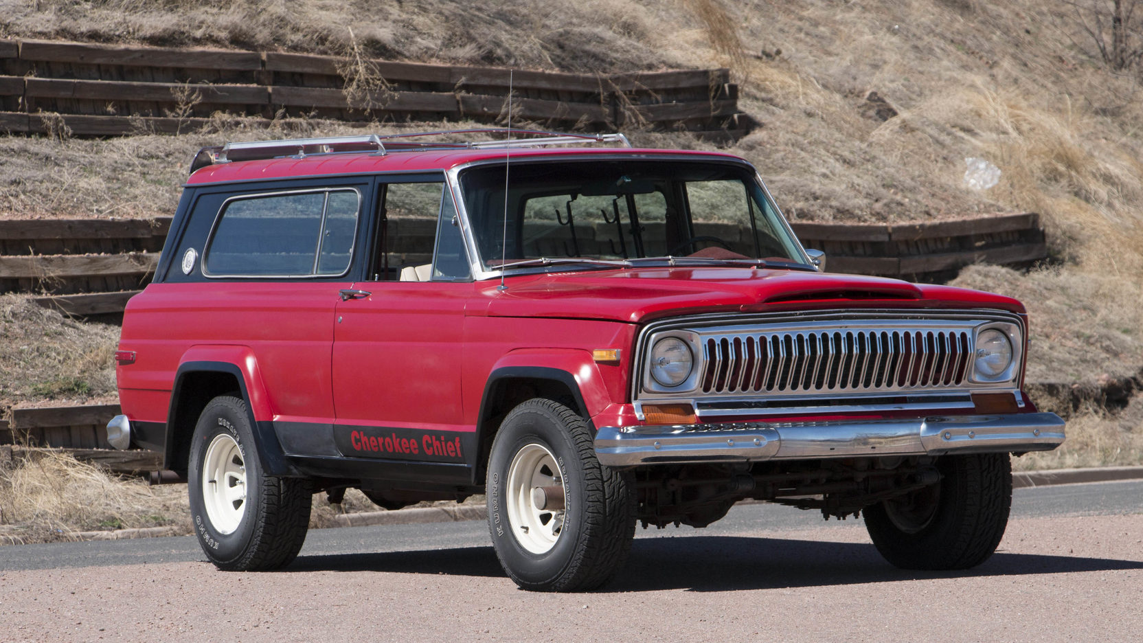 1978 Jeep Cherokee Chief