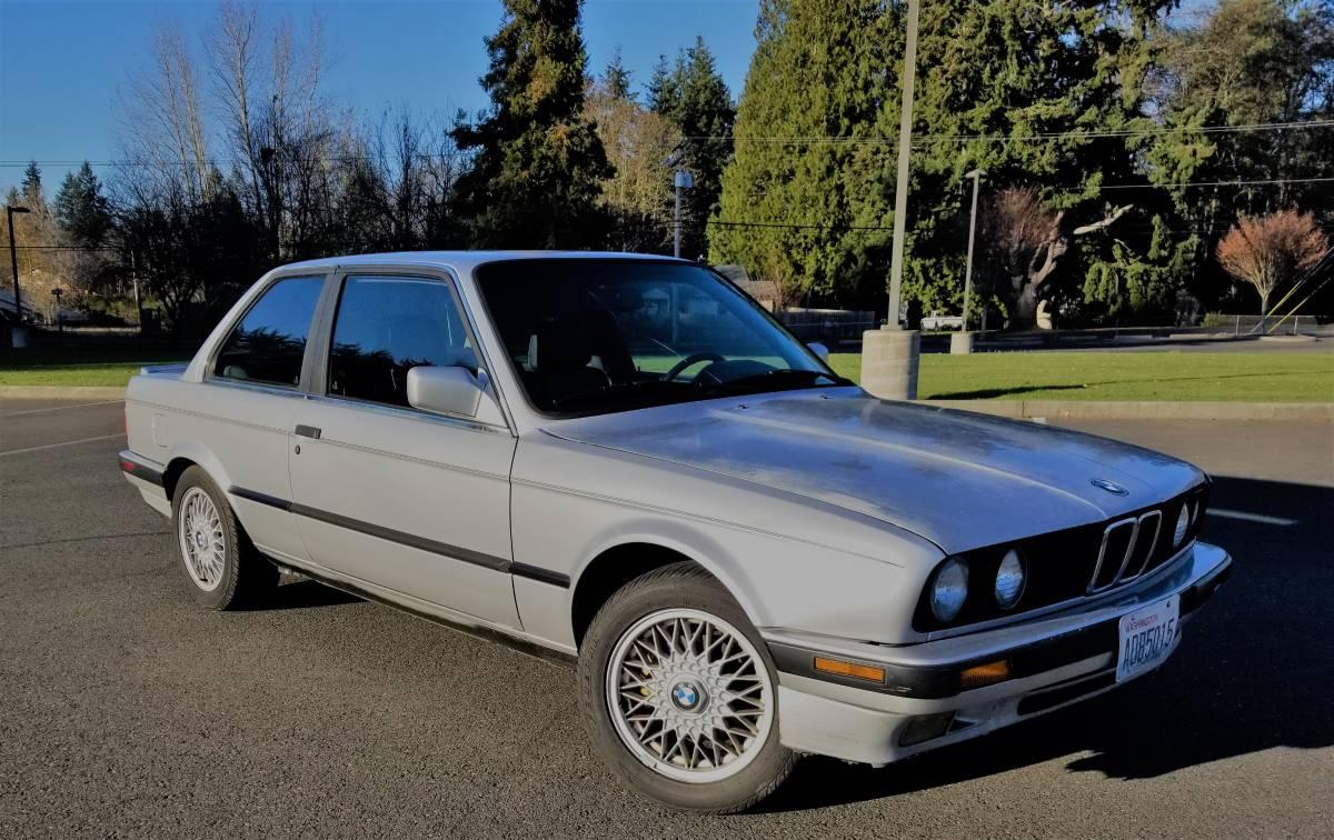 1990 BMW 325is E30