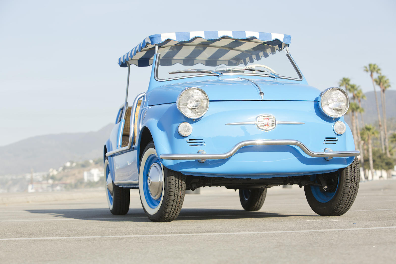 1959 Fiat Jolly front low