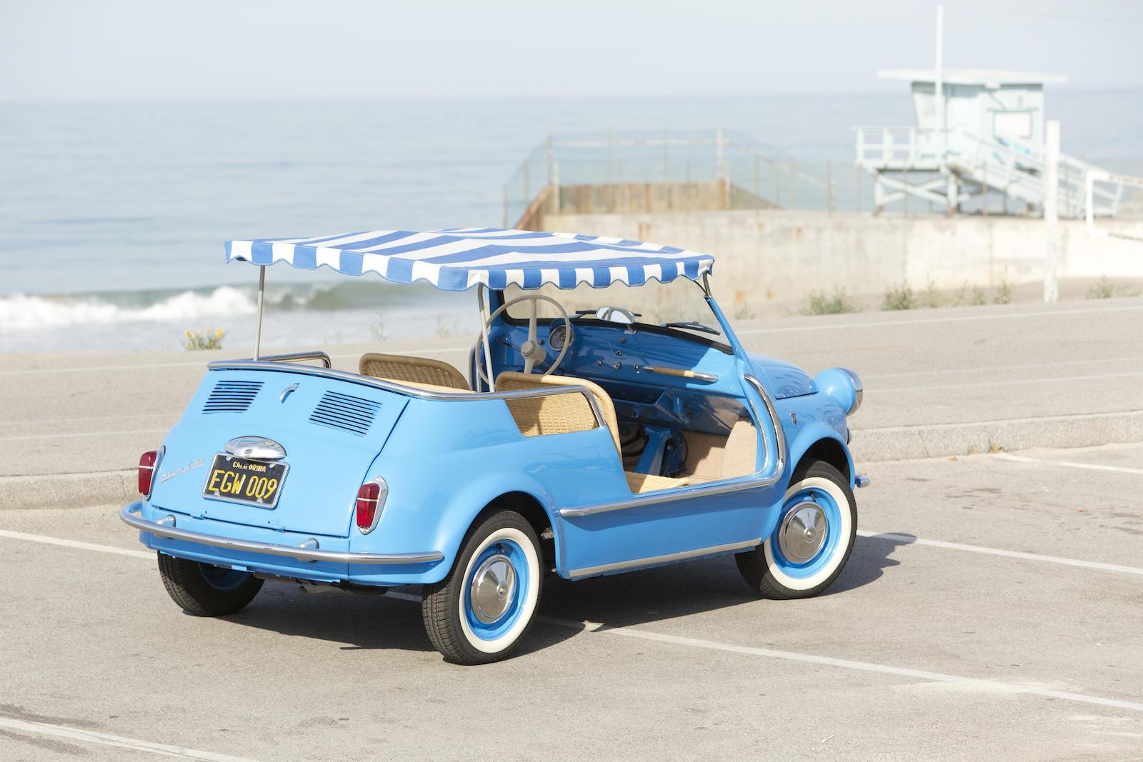 1959 Fiat Jolly rear 3/4 high