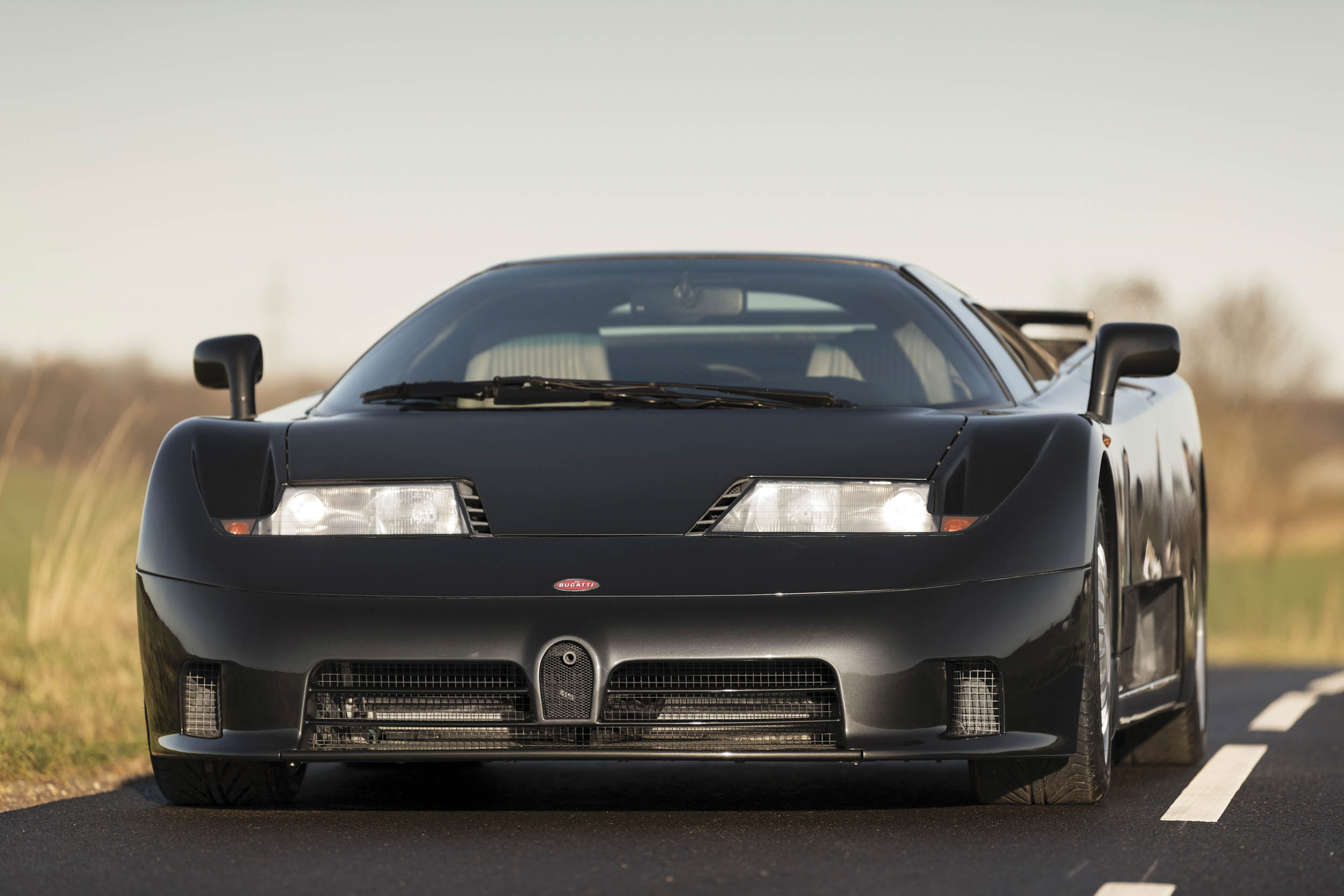 1993 Bugatti EB110 GT front