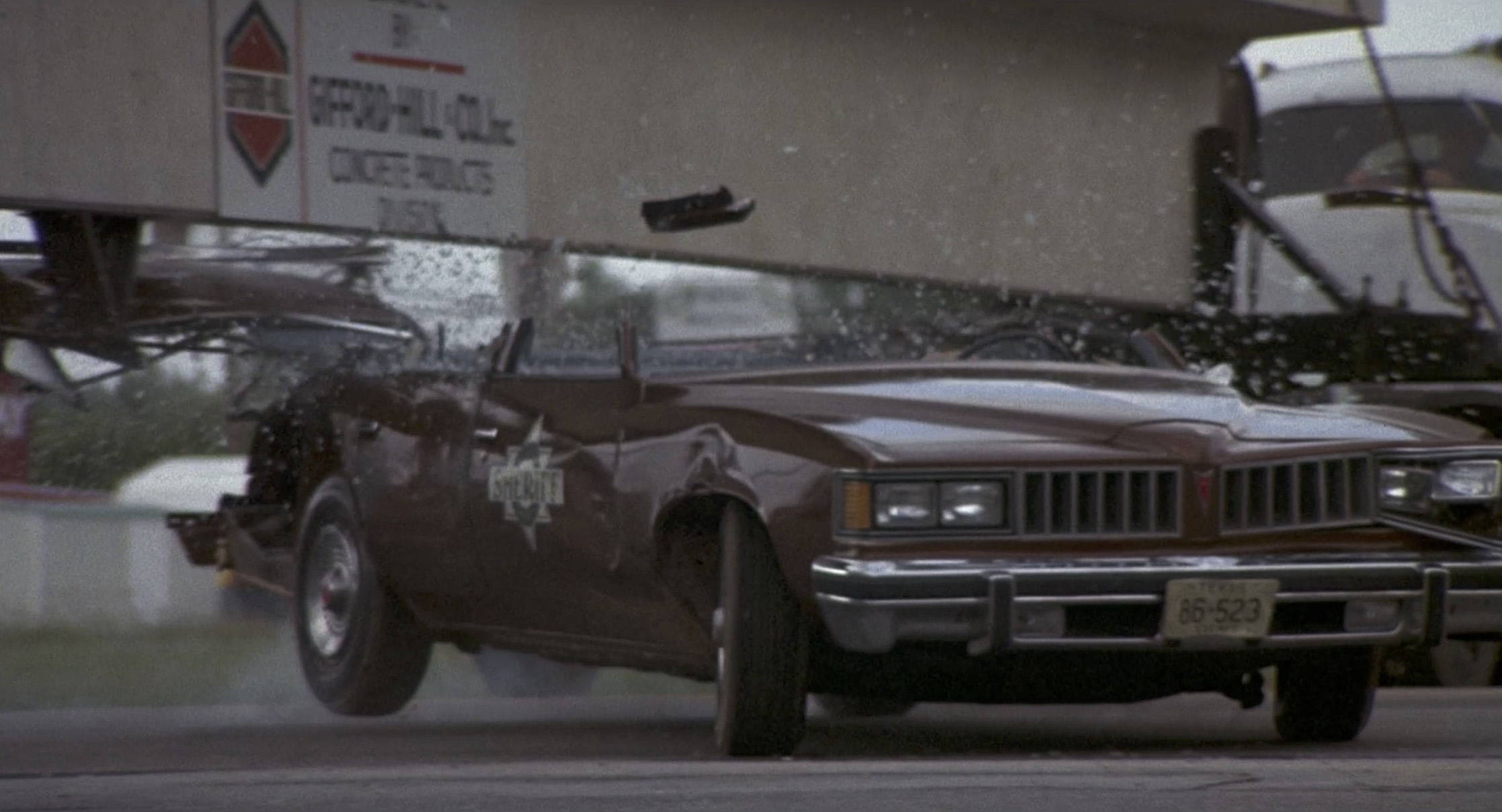 Smokey and the bandit grand prix top chopped off