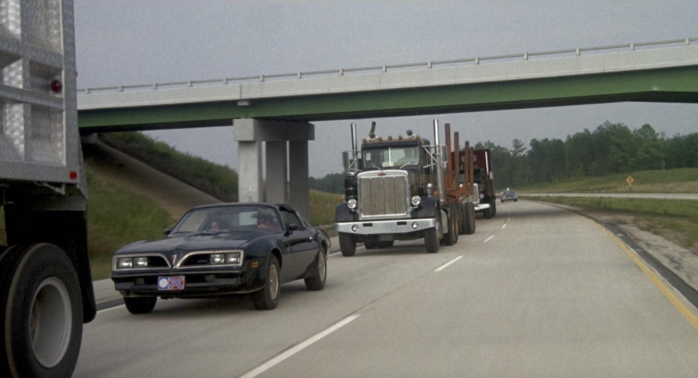 Smokey and the bandit highway convoy