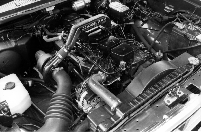 1989 Dodge Ram cummins diesel