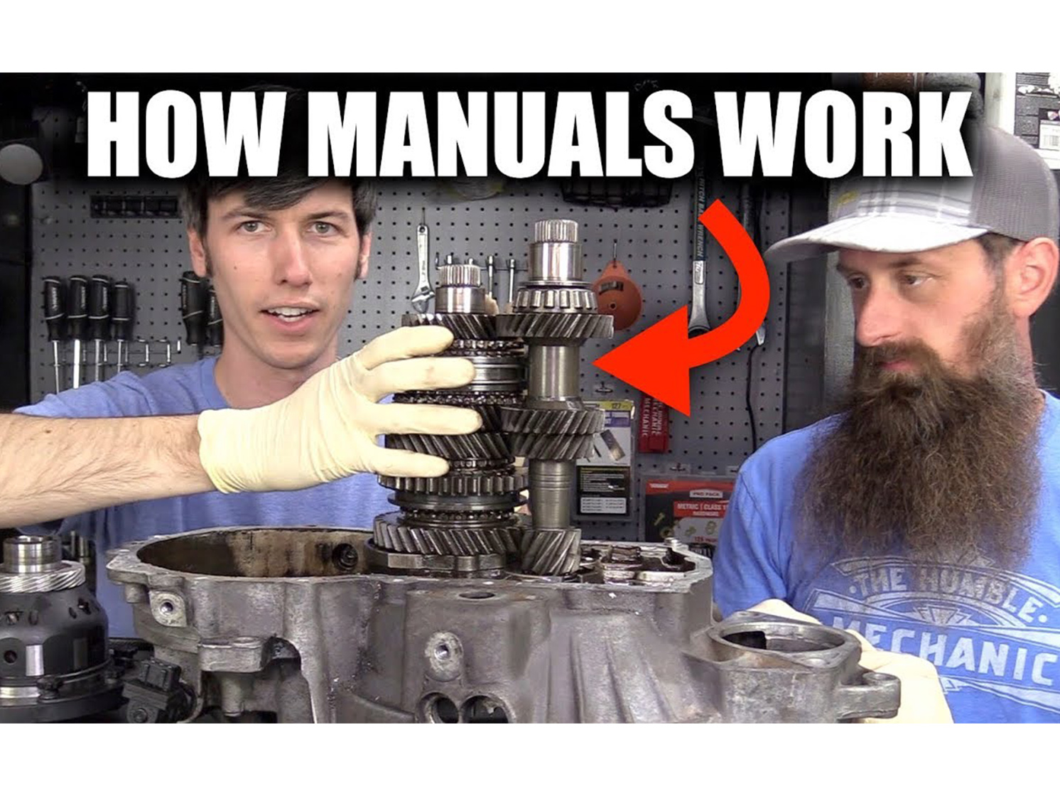 How a manual transmission works, made simple thumbnail