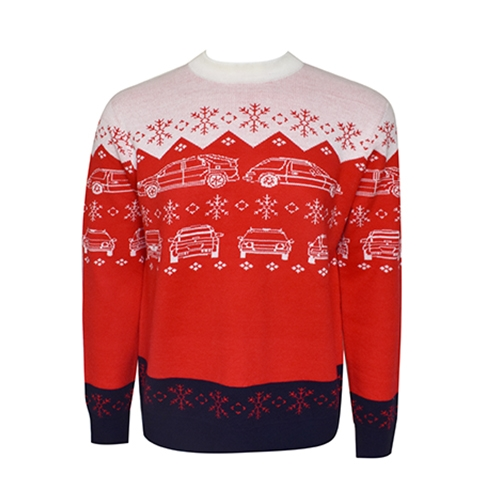 2018 Ugly Car Sweater