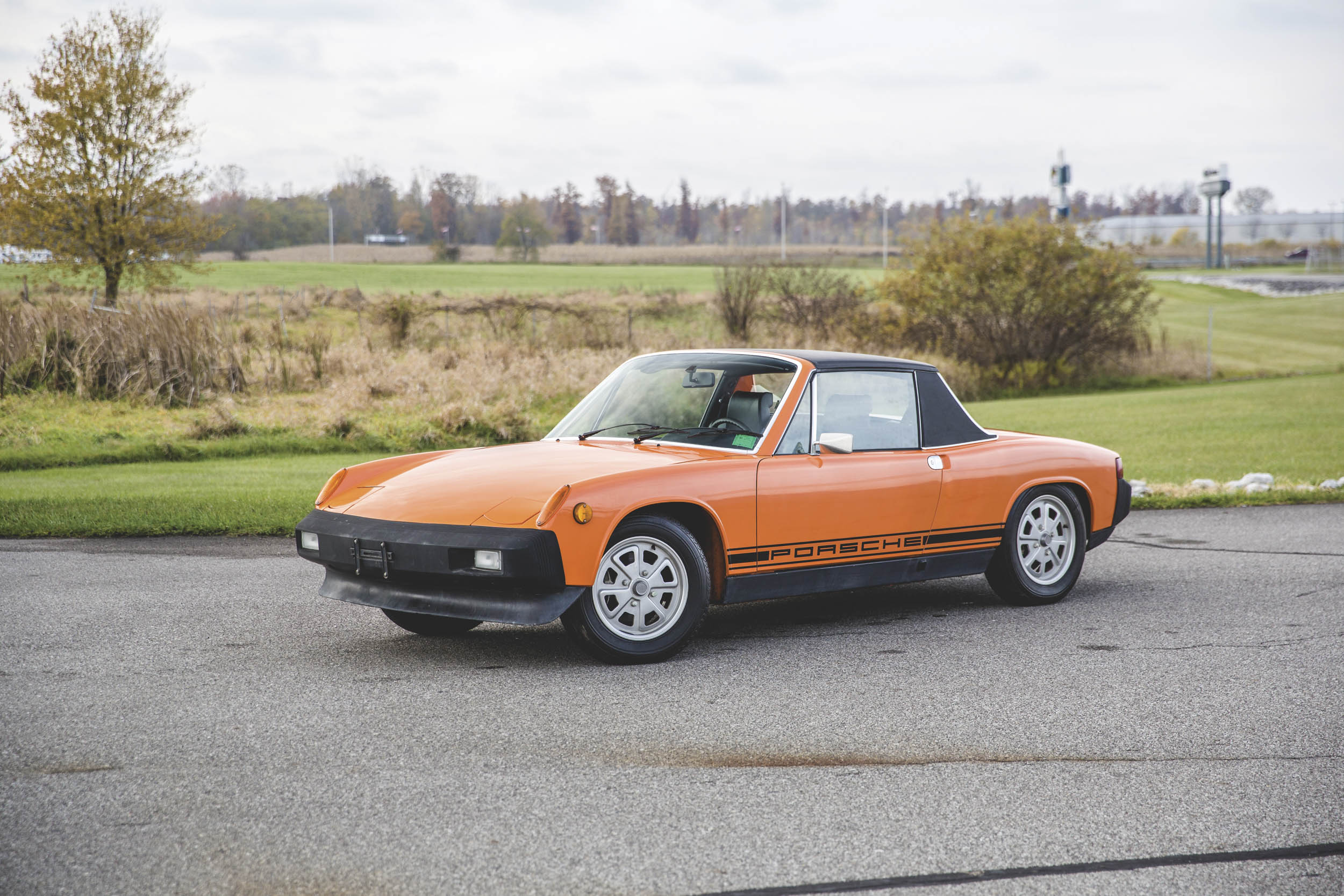 This May Be The Most Original 1975 Porsche 914 2 0 In Existence Hagerty Media