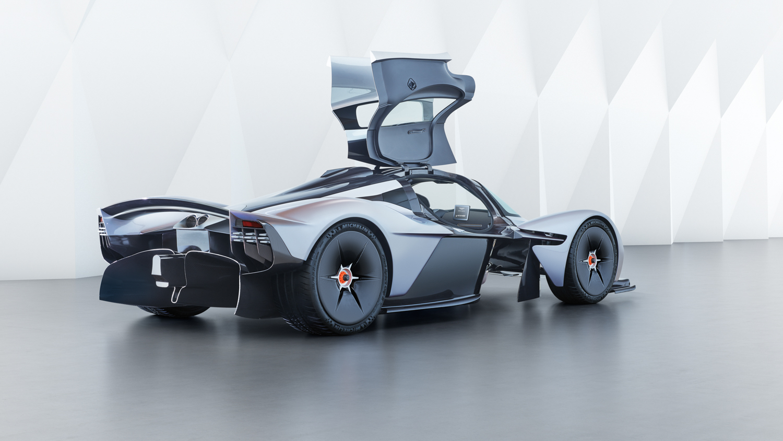 Aston Martin Valkyrie hyper car