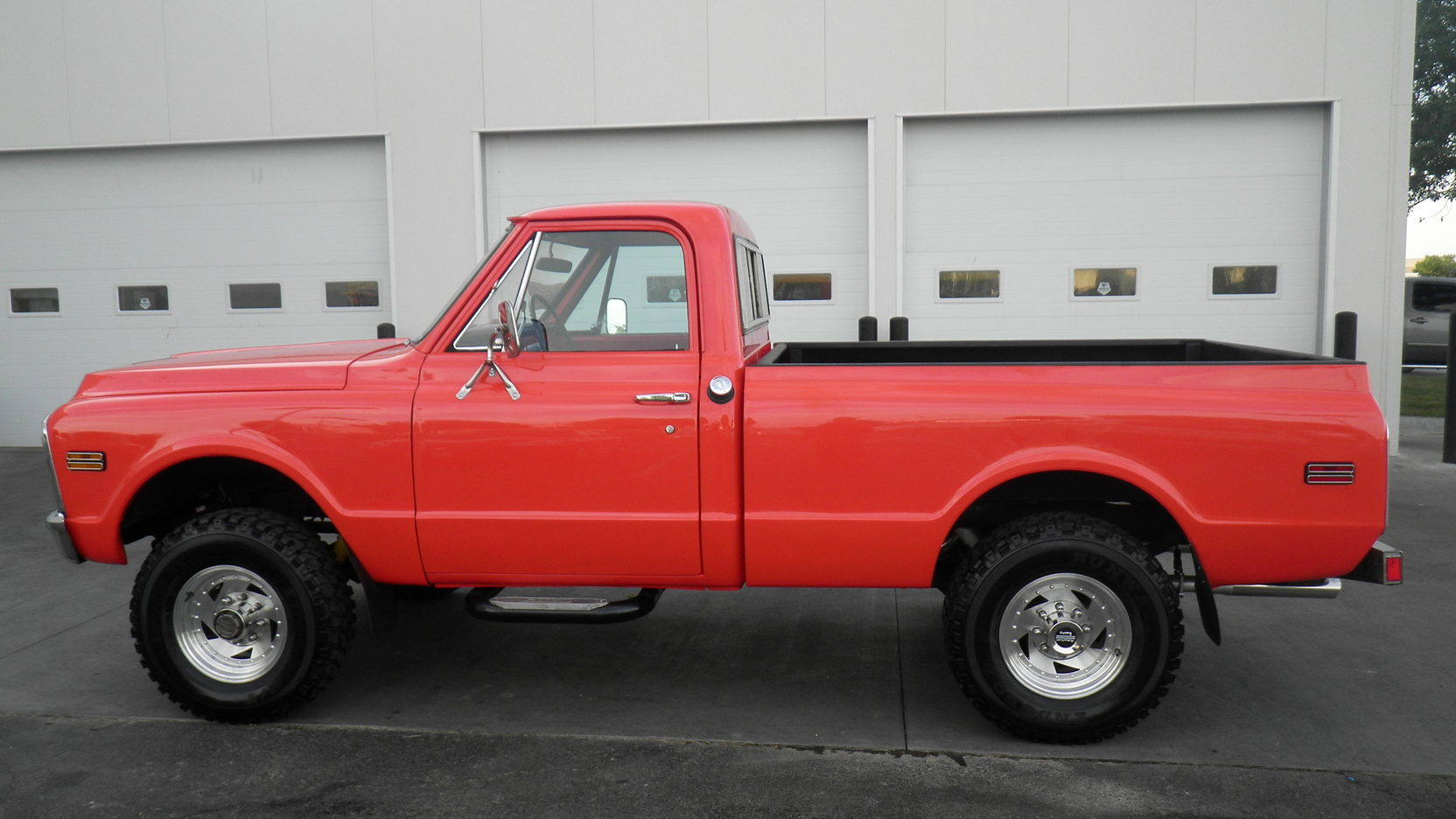 1971 GMC K10