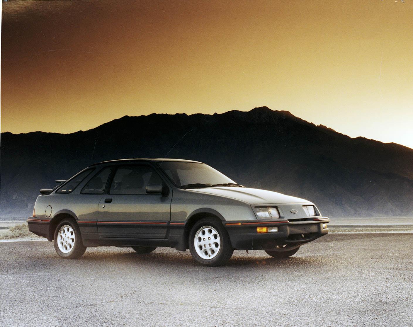 1985 Merkur XR4ti
