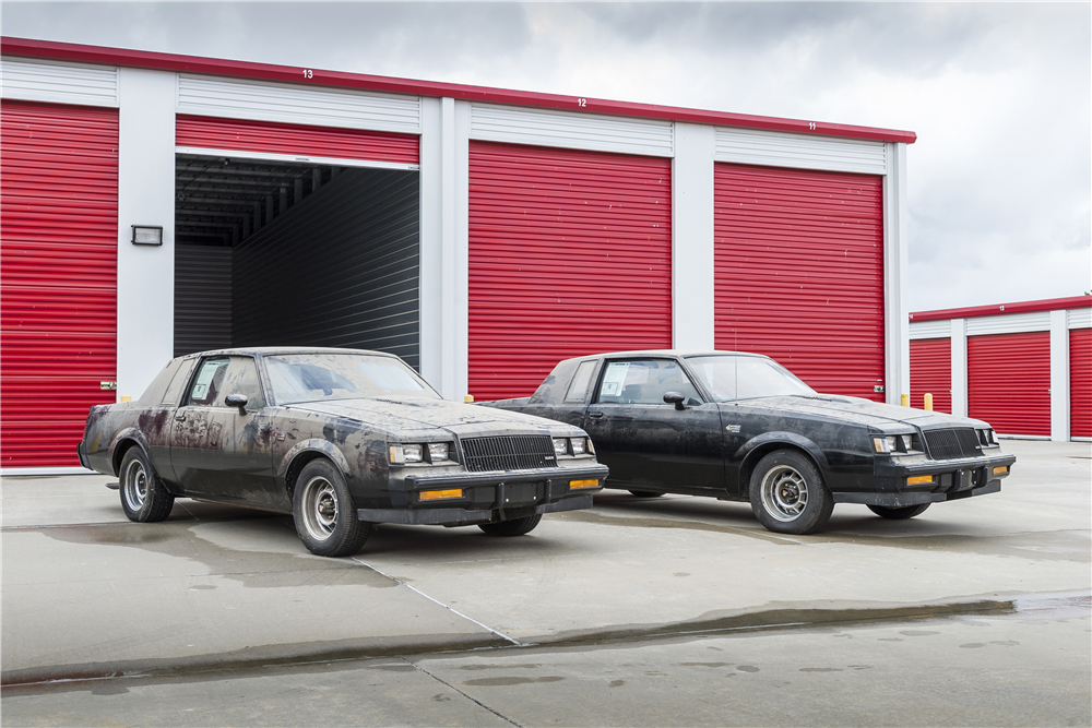 1987 Buick Grand National storage barn