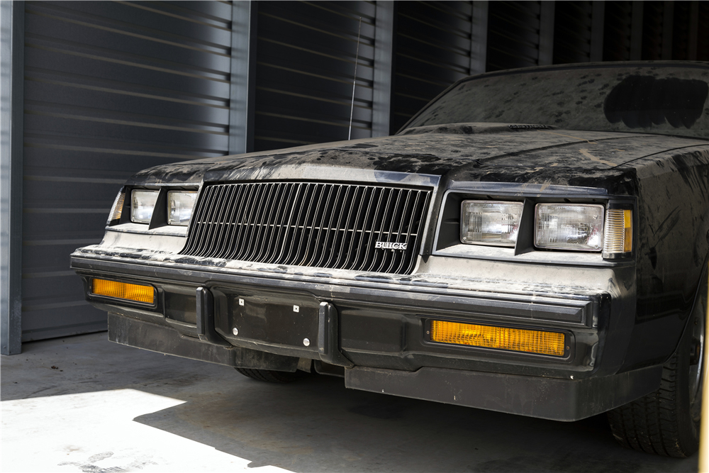 1987 Buick Grand National front grille