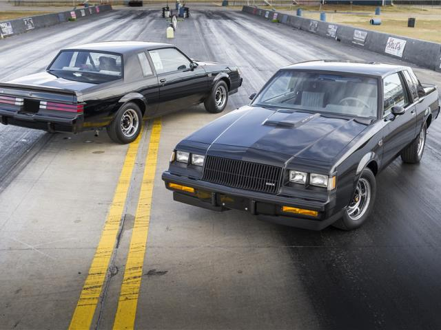 2017 Buick Grand National >> Everyone Remembers The Grand National But The Buick Regal