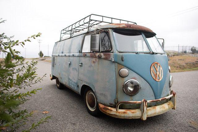 1962 Volkswagen Vanagon 3/4 passenger