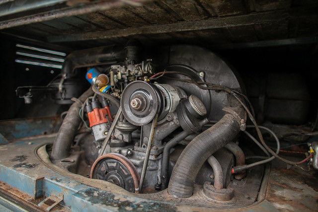 1962 Volkswagen Vanagon engine