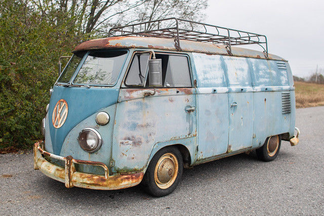 American Pickers star Mike Wolfe just sold this VW bus for a bundle thumbnail