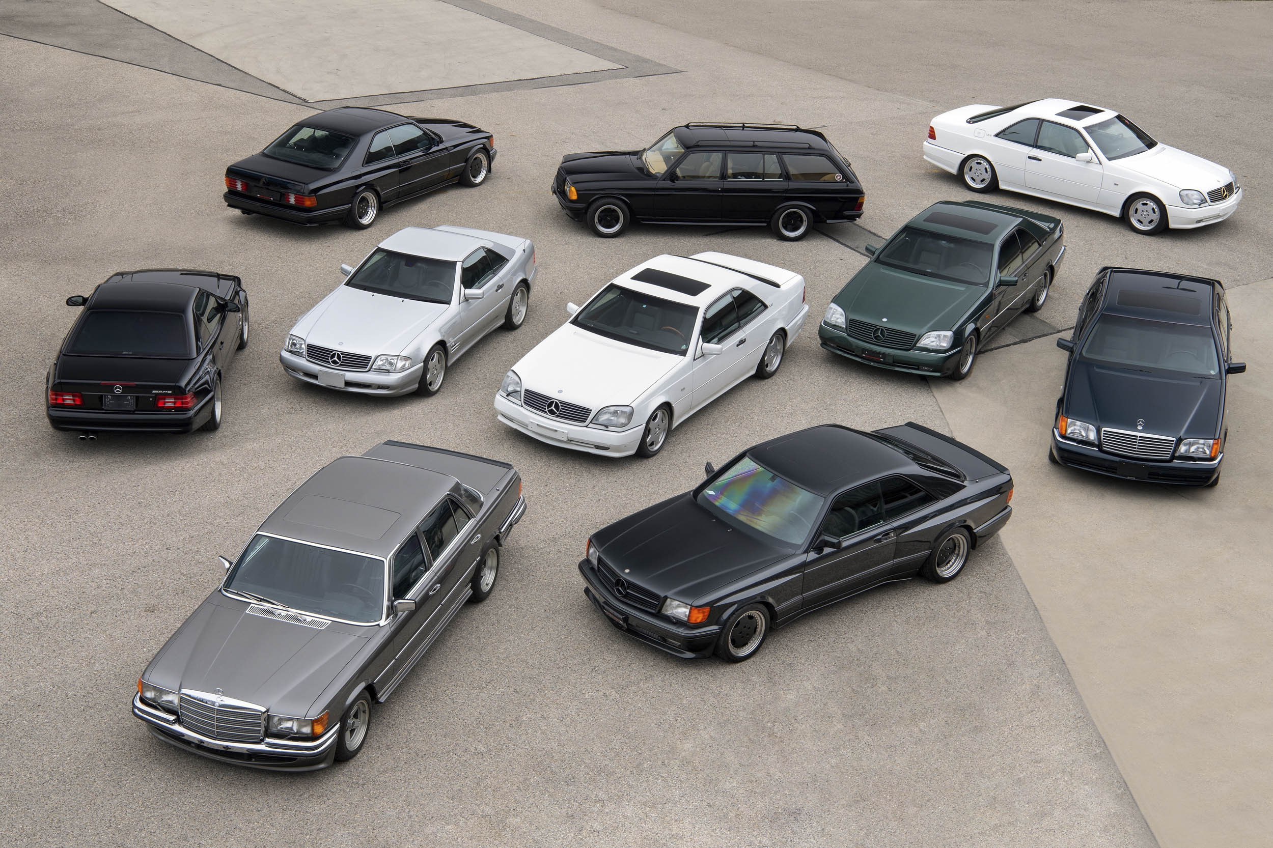 German collector cars head to auction