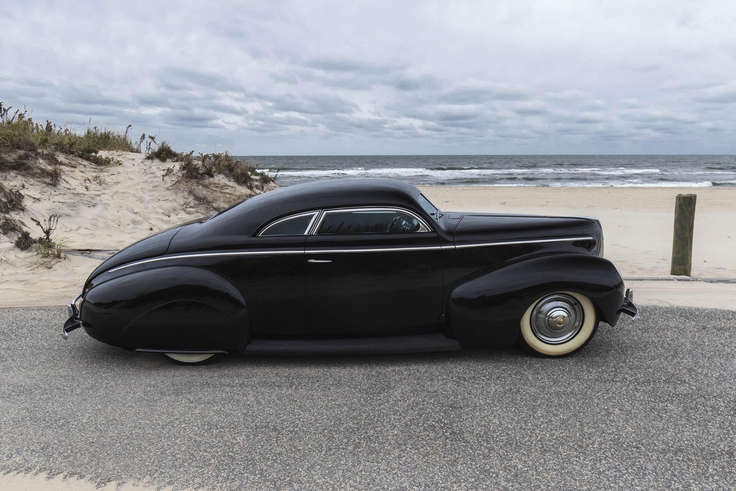1940 Mercury Coupe Custom by Rudy Rodriguez profile