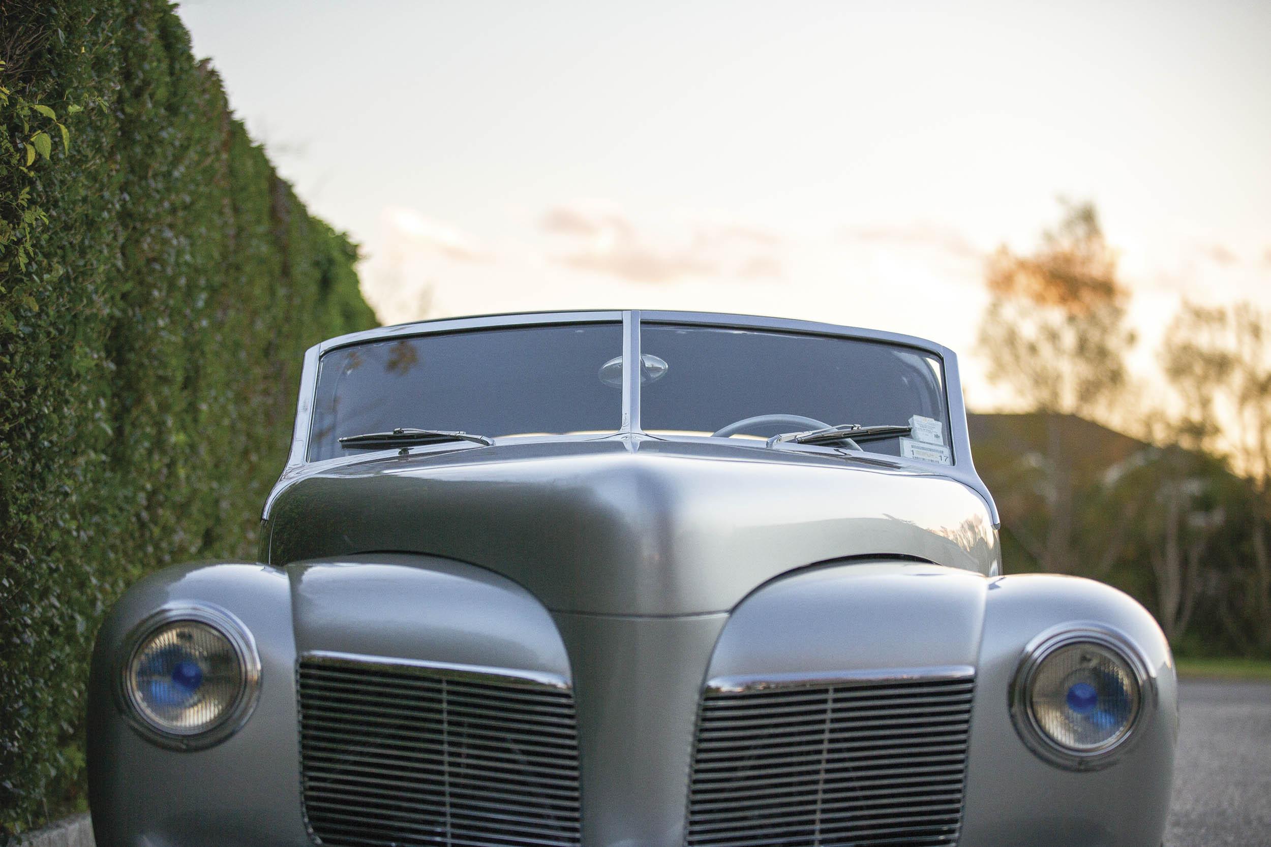 1941 Mercury Stengel Custom by Coachcraft front
