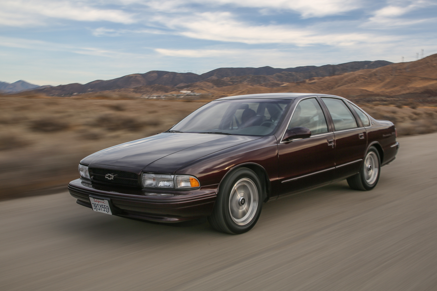This 1996 Impala SS is one big Chevy thumbnail