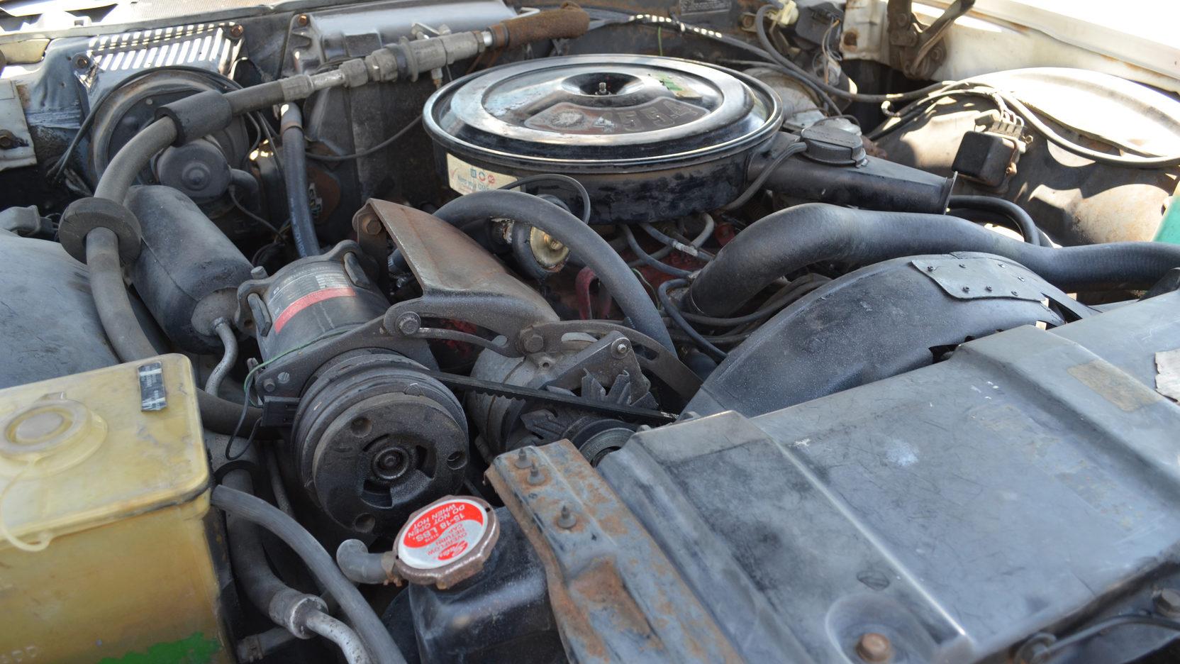 1970 Buick Wildcat engine