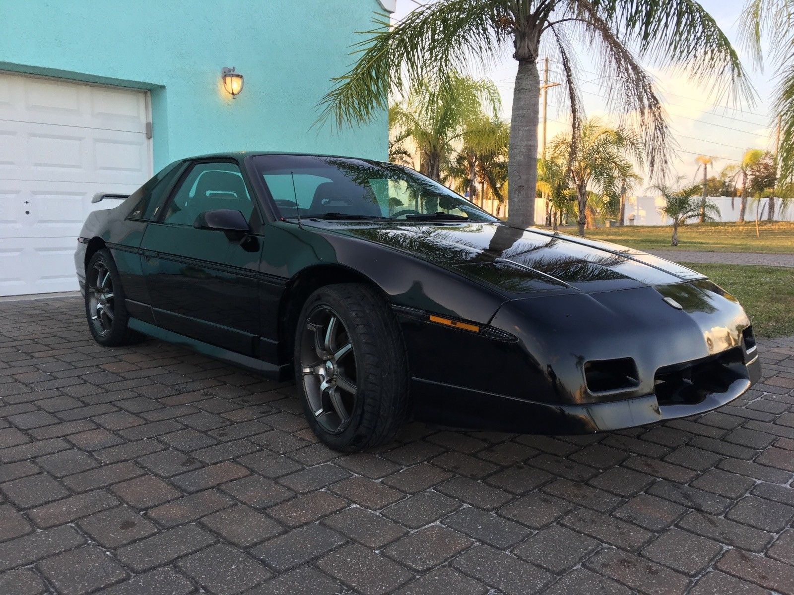 The Pontiac Fiero could have been a winner with a supercharged V-6 thumbnail