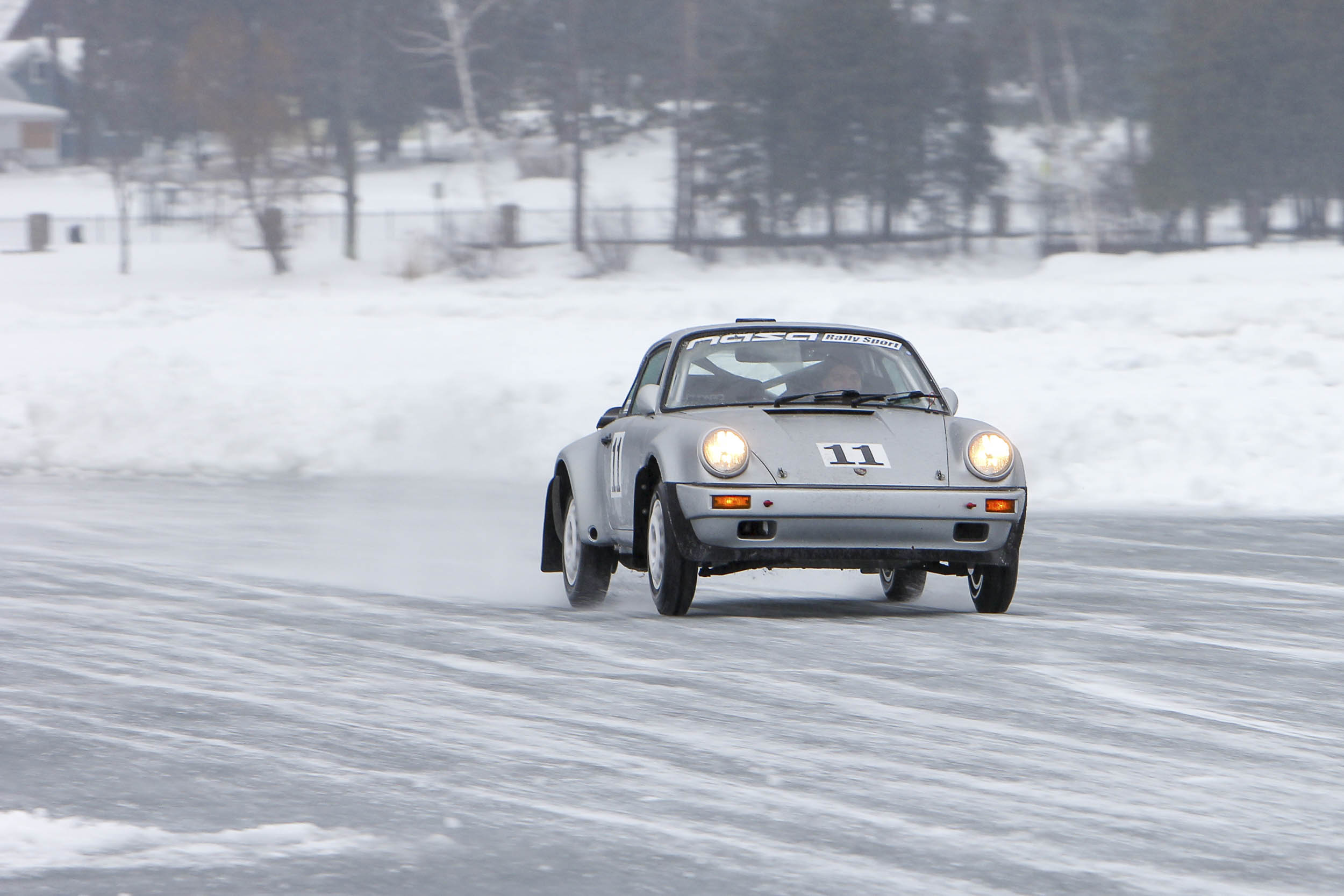 Ice racing glory could be as easy as buying good snow tires thumbnail