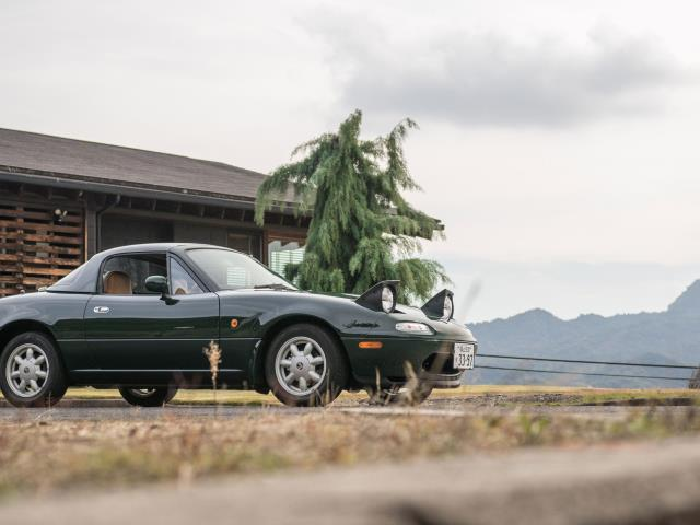 Miata is always the answer  Except when it's not