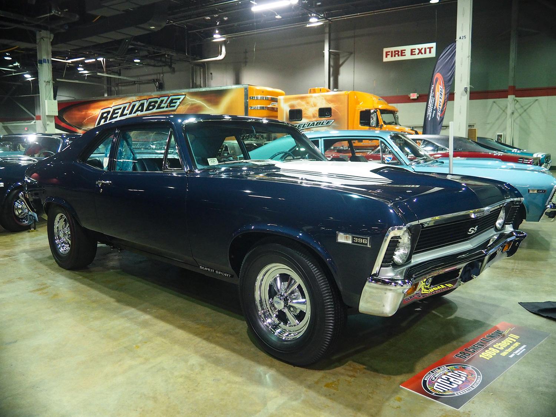 """1968 """"Dick Harrell"""" Chevrolet Nova SS"""