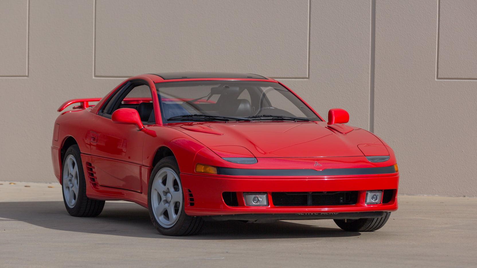 1992 Mitsubishi 3000GT VR-4