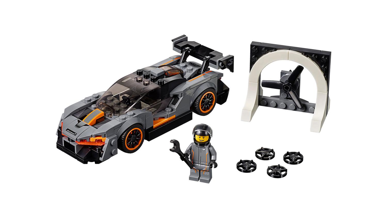 LEGO mclaren sena