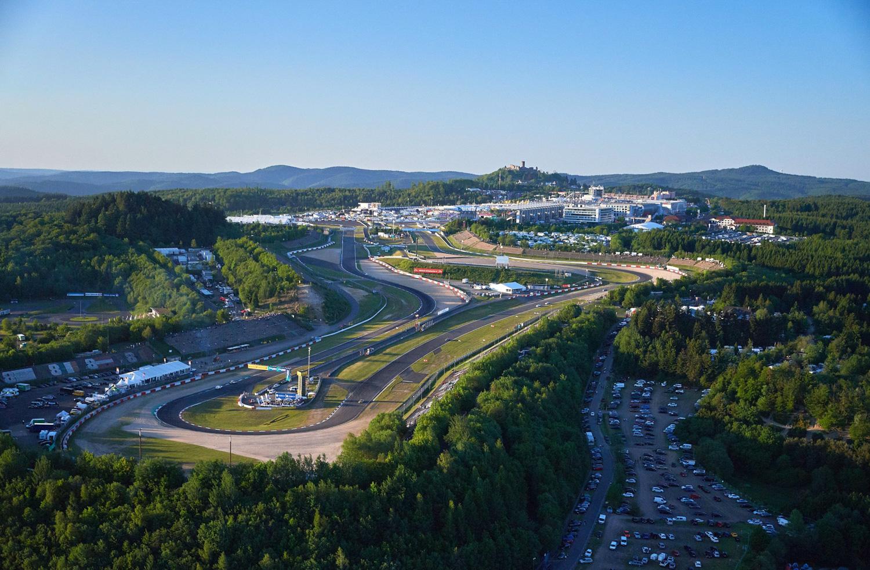 Nürburgring from air
