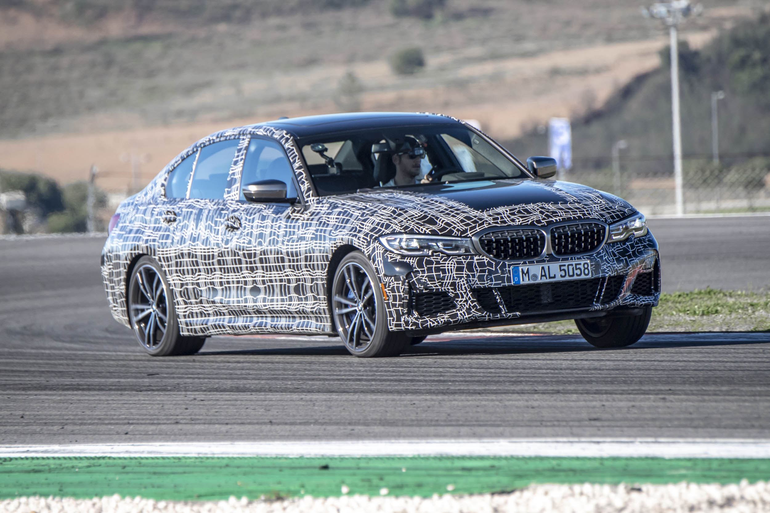 2019 BMW M340i xDrive track day
