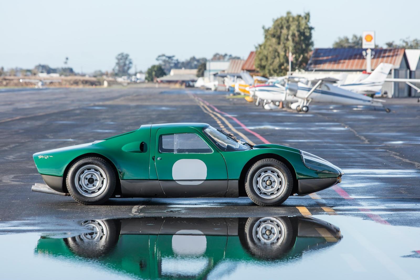 1964 Porsche 904 GTS profile