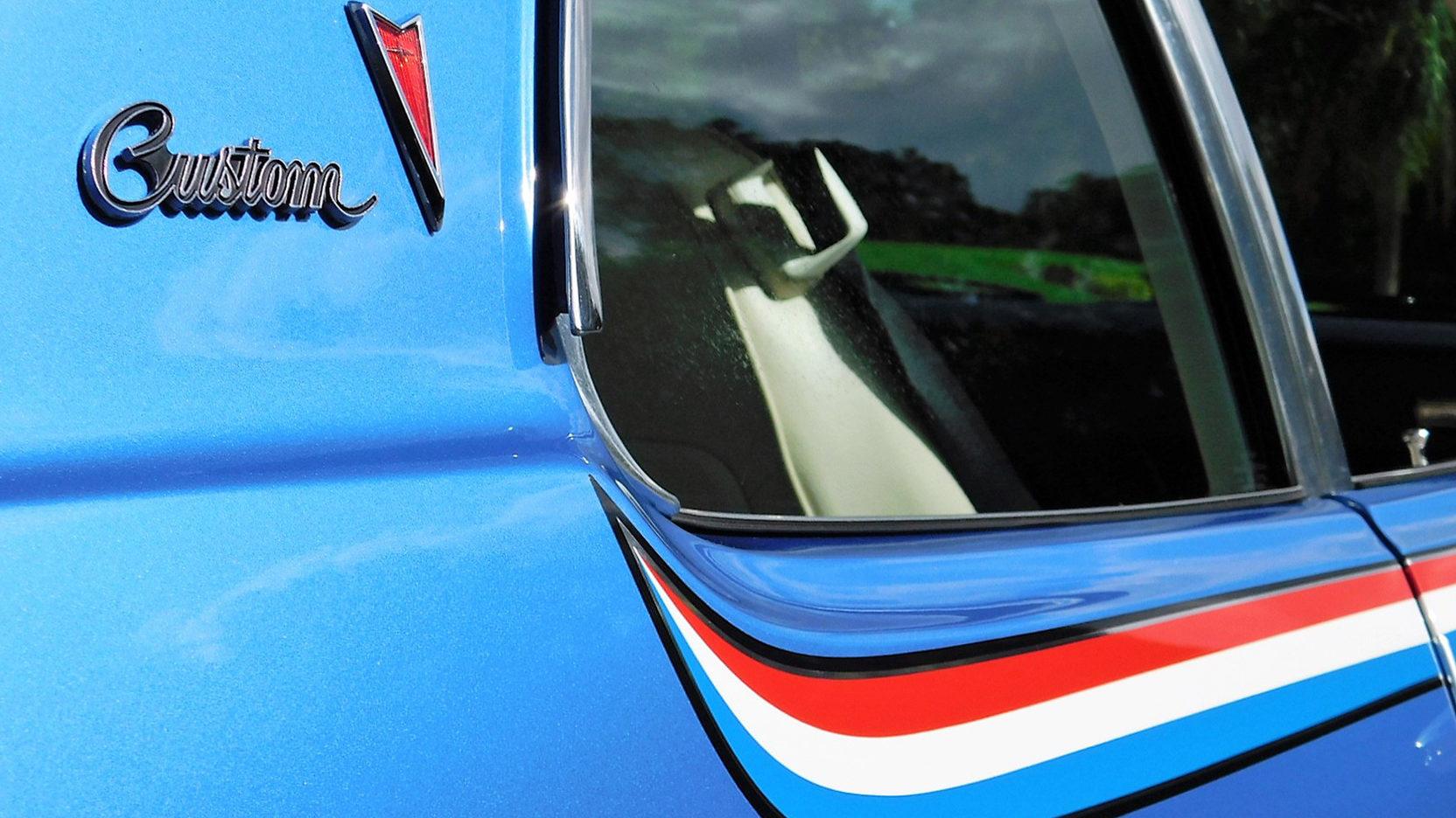 1974 Pontiac GTO badge