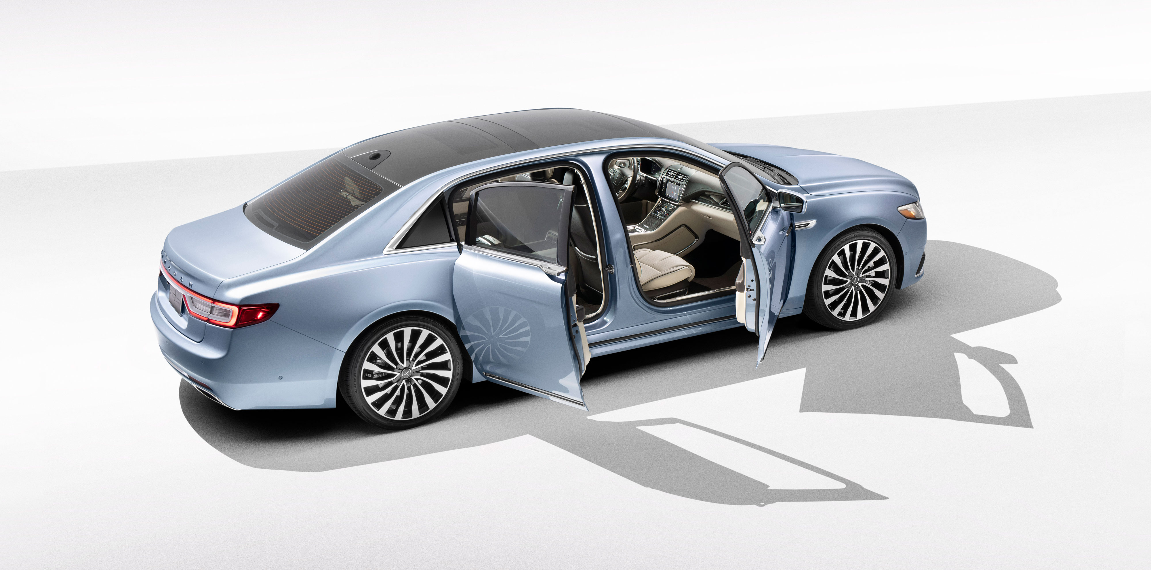 2019 Lincoln continental stretch 80th coach doors