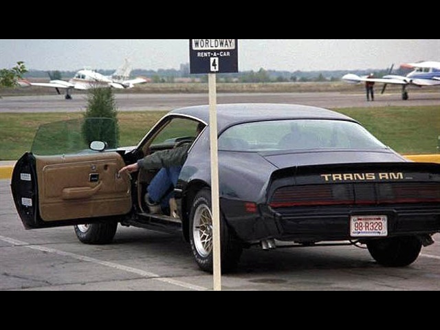 1979 Pontiac Trans Am in The Hunter