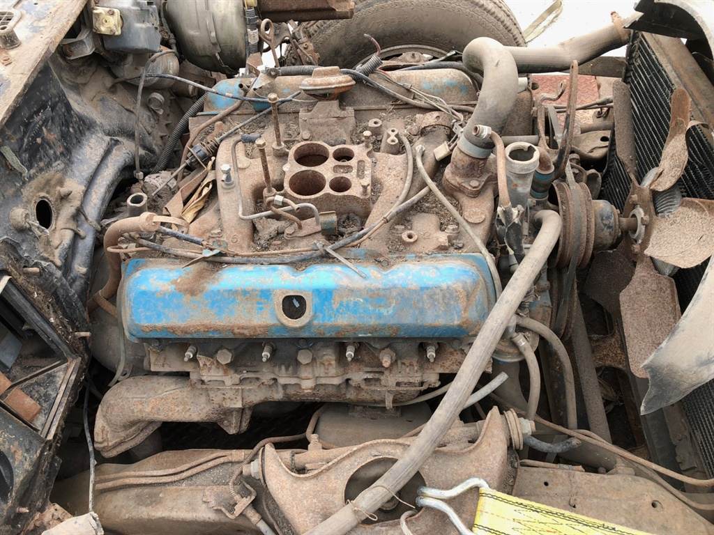 1979 Pontiac Trans Am engine