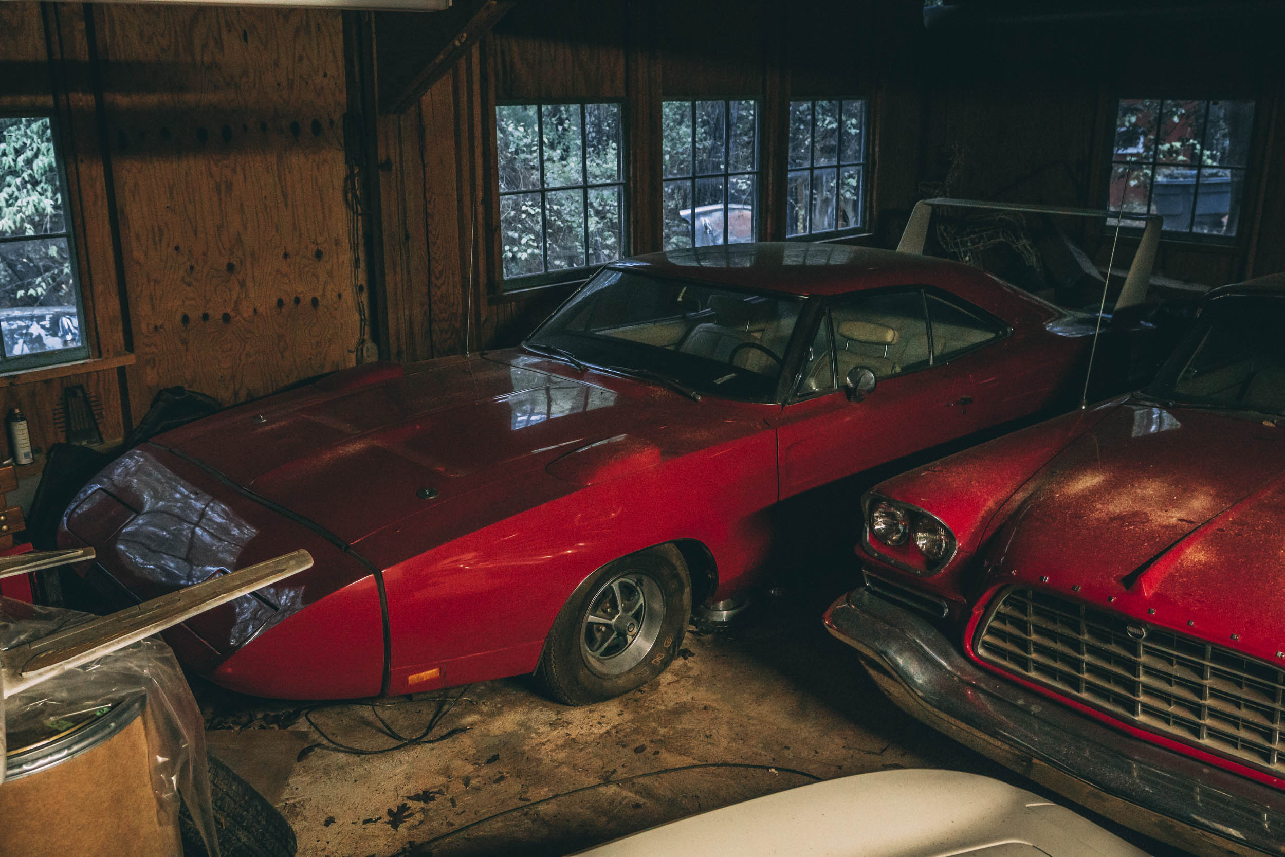 Barn Find Dodge Daytona