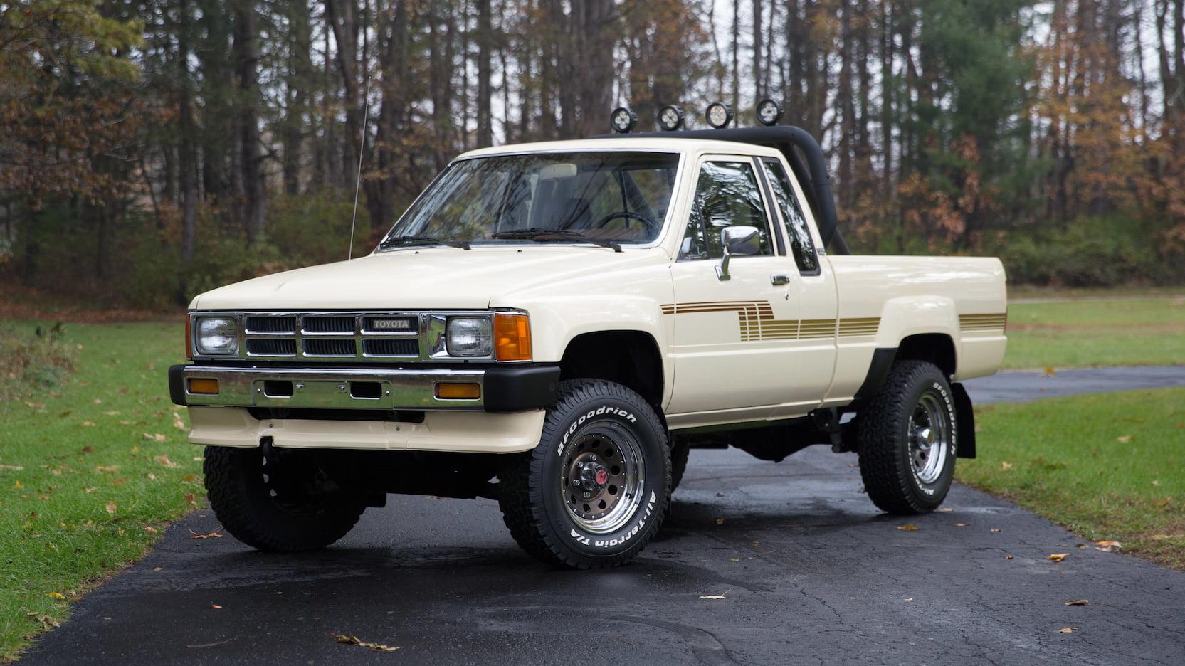 1986 Toyota Xtracab Deluxe Pickup