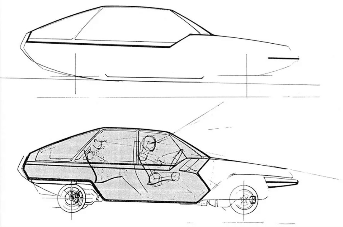 early sketch of the XRL