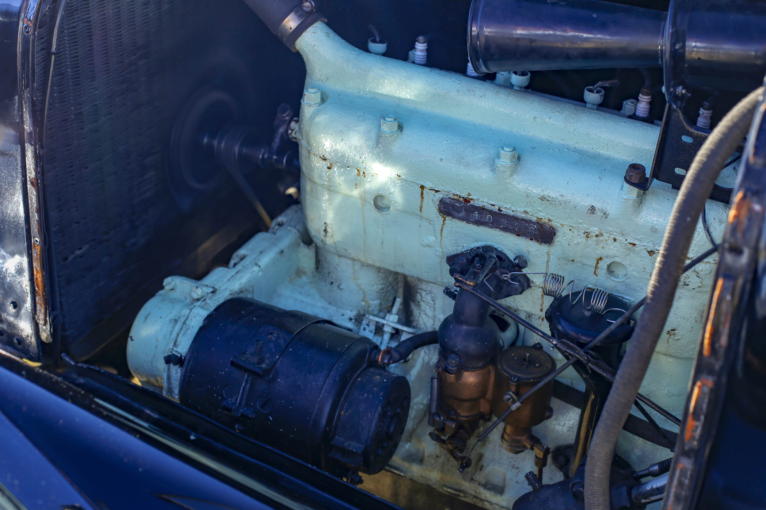 Dodge utilized the generator for its silent starter.